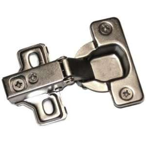 Concealed Cabinet Hinge, 1/2 inch Overlay w/8mm dowel