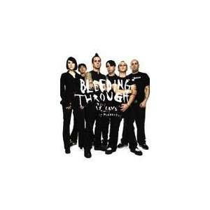 Bleeding Through Rock Music Band Decal Sticker   Group Shot/This Is