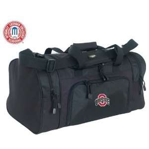 Luggage Ohio State Buckeyes Black Sport Duffle Bag