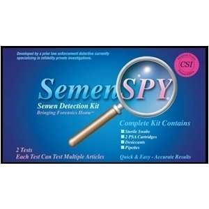 Semen Detection Spy Kit: Toys & Games