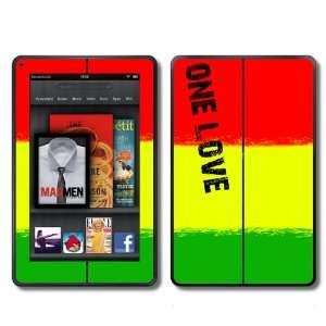 Fire Skins Kit   Rasta Reggae One Love Red Yellow Green   Skins Decals