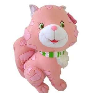 Strawberry Shortcake  Custard the Cat 16 Plush Figure Doll Toy
