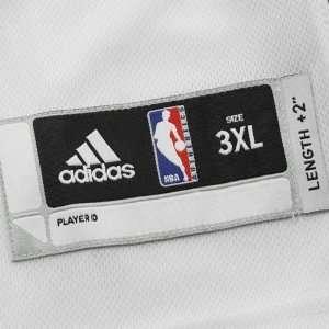 NBA Miami Heat Dwayne Wade Swingman Jersey, White Sports