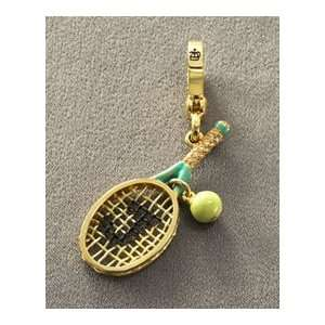 Juicy Couture Tennis Racquet Charm