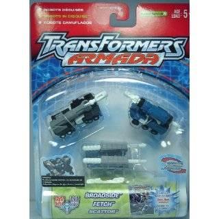 Transformers: Armada Mini Cons Race Team 3 Pack: Dirt Boss, Downshift