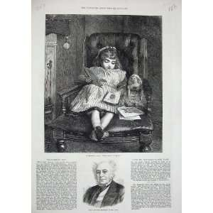 Sir Hardman Earle Little Girl Valentines Day Cards