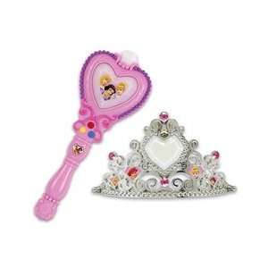 Disney Princess Magic Color Changing Tiara & Wand  Toys & Games