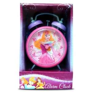 Disney Princess Twin Bell Alarm Clock