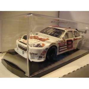 Elvis Presley 30th Anniversary car {White} #8 Bud 1/24 Winners Circle