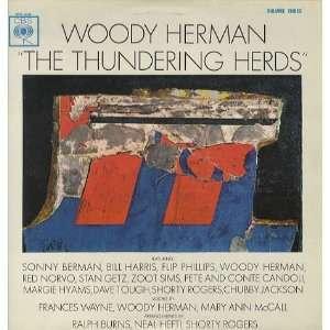 The Thundering Herds Volume 3 Woody Herman Music