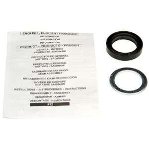 Edelmann 7856 Power Steering Gear Box Lower Pitman Shaft