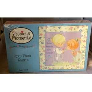 Moments 100 Piece Good Friends are Forever Puzzle Toys & Games