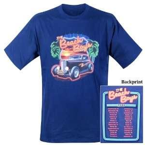The Beach Boys   T shirt   The Beach Boys 2009 (Sizes)