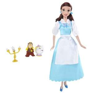Disney Princess Belle and Character Friends Pack  Toys & Games