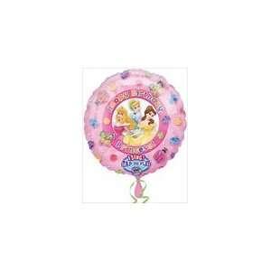 Disney Princess Jumbo Singing Foil Balloon Toys & Games