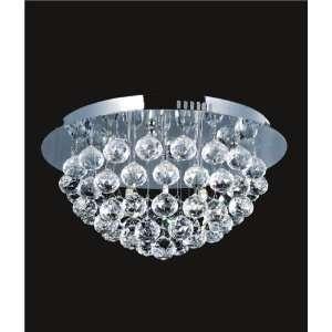 Mount Ceiling Fixture with European or Swarovski Crystals SKU# 11199