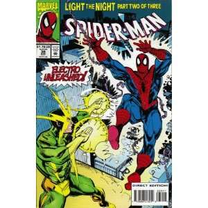 Spider Man #39 Comic Book