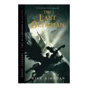 The Last Olympian (Percy Jackson and the Olympians, Book 5