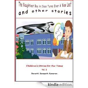 Over A New Leaf and Other Stories (Childrens Stories for Our Times
