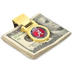 Alabama Crimson Tide 2009 BCS National Champions Gold
