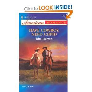 Have Cowboy, Need Cupid (Harlequin American Romance, No