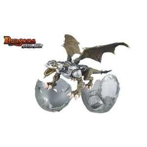 Mega Bloks Dragons Egg Silver Armor Argentum (9848)  Toys & Games