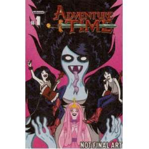 Adventure Time: Marceline and the Scream Queens #1 Cover B