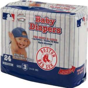 Boston Red Sox Baby Diaper Pack: Baby