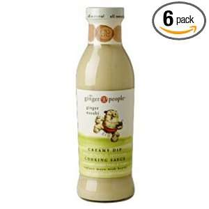 The Ginger People Ginger Wasabi Sauce, 12.7000 ounces Glass Bottle