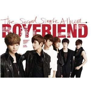 BOY FRIEND   Dont Touch My Girl (2nd Single) (+ 60P Photo
