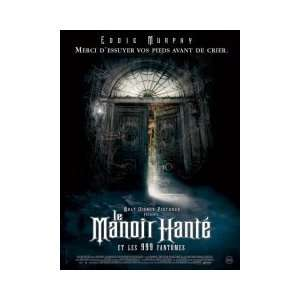 HAUNTED MANSION (FRENCH ROLLED) Movie Poster
