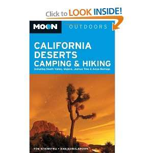 Mojave, Joshua Tree and Anza Borrego (Moon Outdoors) (9781612381787