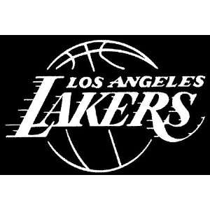 Los Angeles Lakers Sticker (Decal)   6