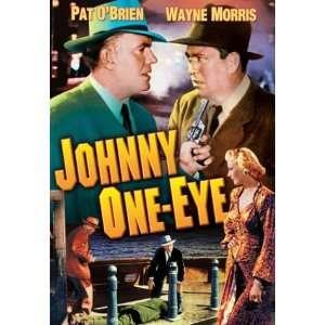 Johnny One Eye Harry Bronson, Pat Obrien Movies & TV