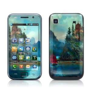 Journeys End Design Protective Skin Decal Sticker for Samsung Galaxy