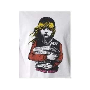 Les Miserables Pop Art Graphic T shirt (Mens Small