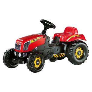 Rolly Toys Red Ride On Pedal Tractor 012350   Farm Toys Online