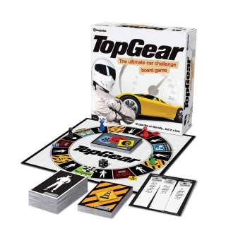 Top Gear Board Game   Fun & Games   Board & Family Games   Mens Gifts