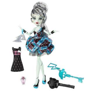 Monster High Sweet 1600 Doll   Frankie Stein   Mattel 1001134