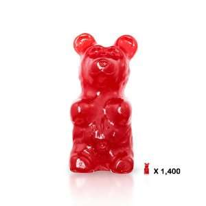 WhatTheDevils Giant GummyDevil (The Worlds Largest Gummy Bear