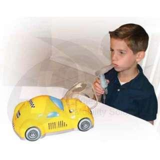 DRIVE 18040 Y Checker Nebulizer Yellow Taxi Cab Car Neb