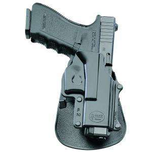 Fobus Holsters GL26 Standard Paddle Holster, Glock 26/27/33 at