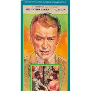 Mr Hobbs Takes a Vacation [VHS] James Stewart, Maureen O