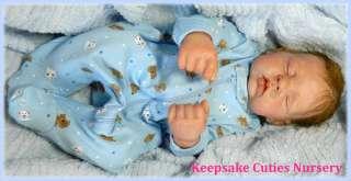 , Twin #2 Handsome Boy, Joshua, True to Life Skin, So REAL, NR