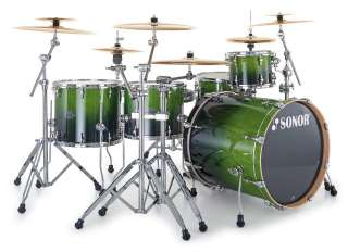 SONOR ESSENTIAL FORCE STAGE 1 STANDARD DRUMSET   GREEN FADE NEWS