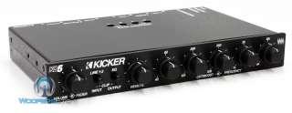 Kicker KQR Equalizer Band Parametric EQ - 03KQ5-RS