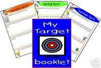 Primary Teaching Resources Target book