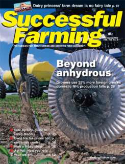 Successful Farming Magazine  Successful Farming Magazine Subscription