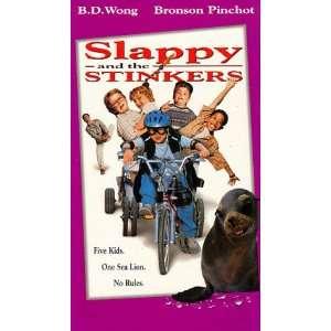 Slappy & the Stinkers: B.D. Wong, Bronson Pinchot, Jennifer Coolidge