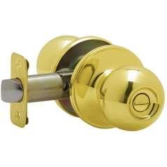 Schlage Lock Company Round Knob Privacy Lock SH J40 CNA 605